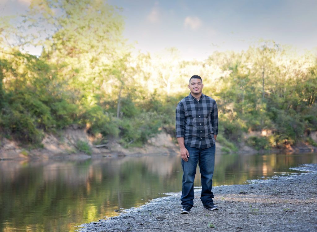kathy rogers photography, lorain county photographer, newborn photographer, maternity photographer, family photographer, child photographer, senior photographer, photos, pictures, photography, river, park, sun light, plaid, rock, senior, guy, class, clouds, trees