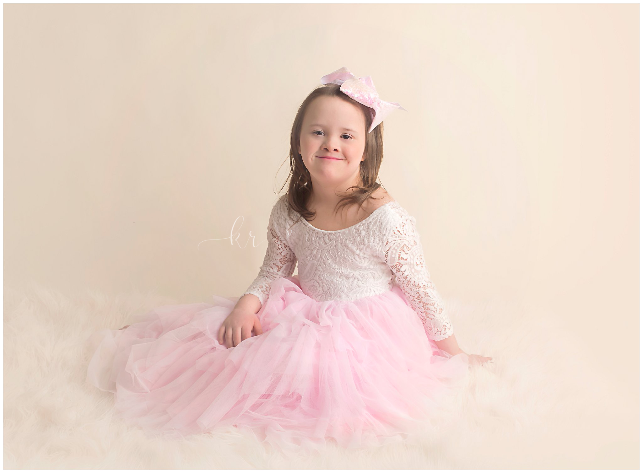 Kathy Rogers Photography_Beautifully Different_Children Photographer in Amherst_Little girl_Down Syndrome