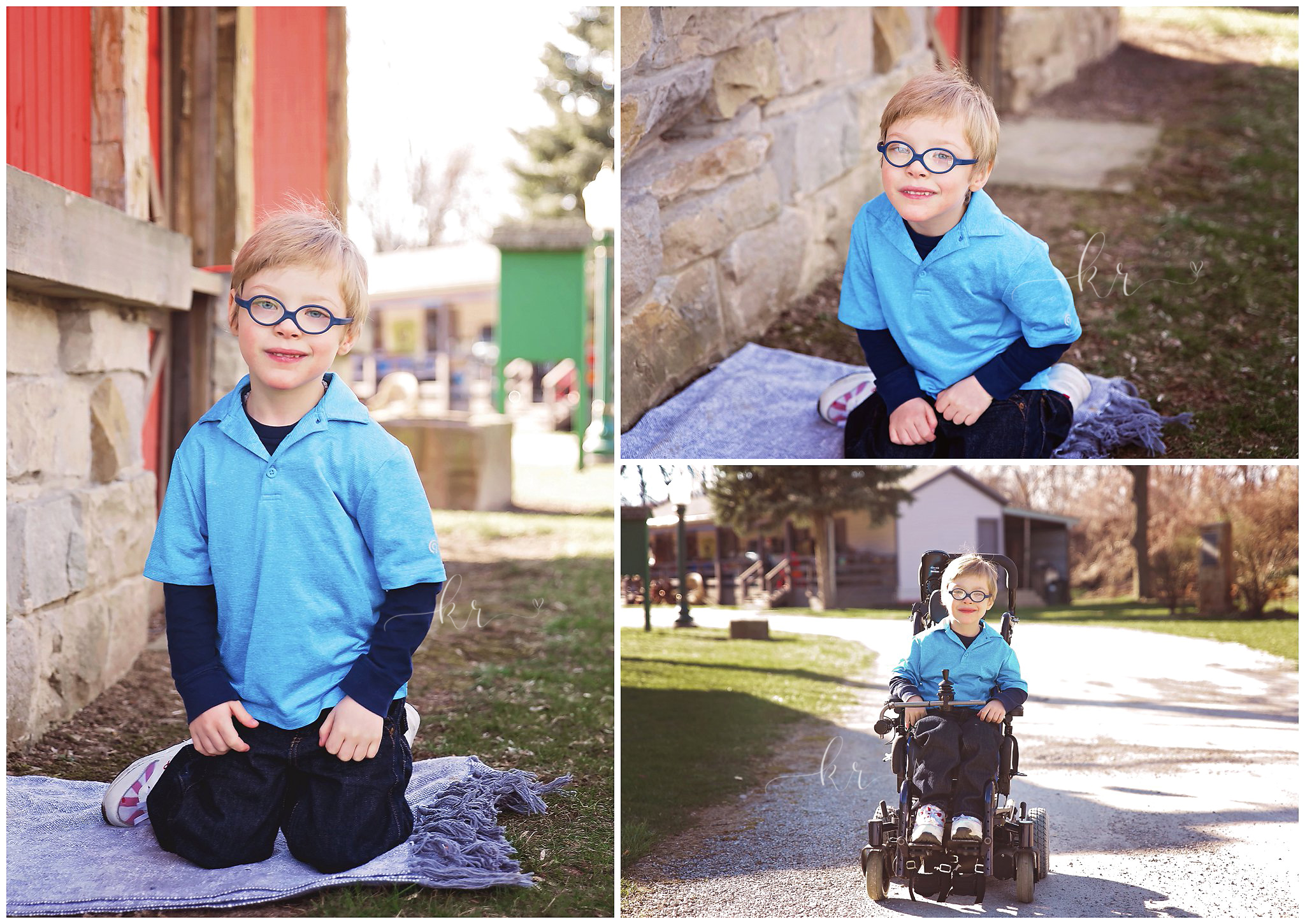 Kathy Rogers Photography_Beautifully Different_Children Photographer in Amherst_Little boy _cerebral palsey